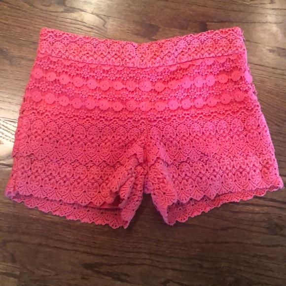 LOFT Pants - Loft Ruffle Shorts